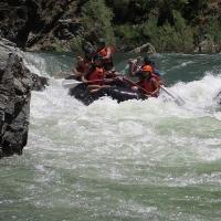 raft rapid warrior institute