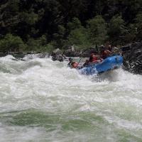 raft splash josh jude boat
